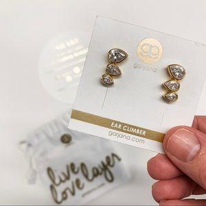 Gorjana Climber Earrings